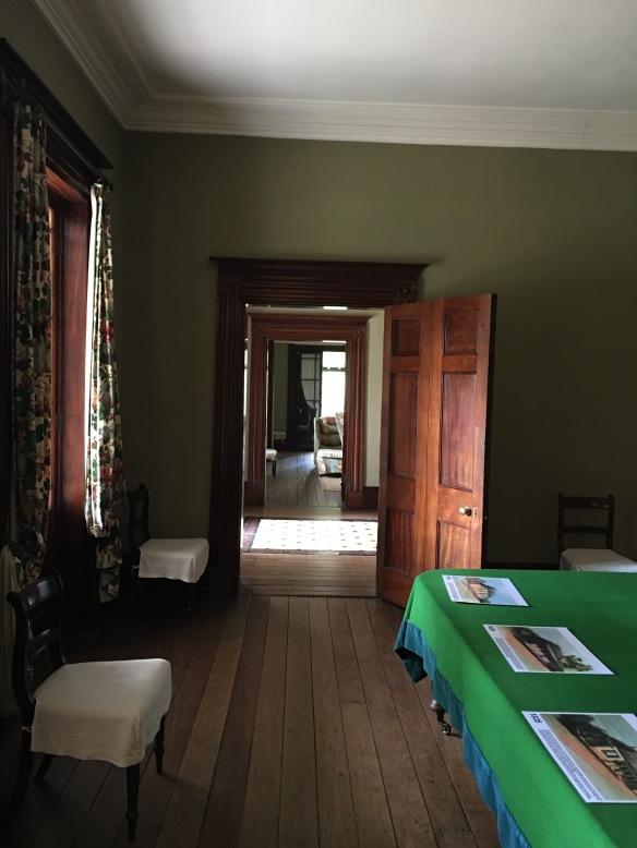 Doorways at Elizabeth Farm, Parramatta