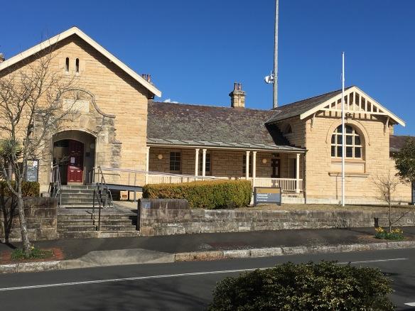 Katoomba Court House