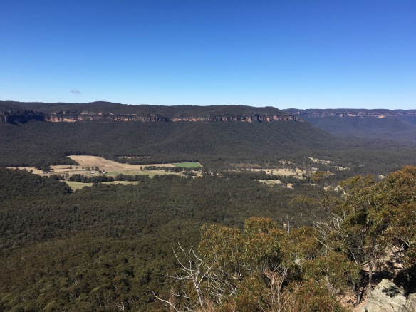 Hargraves Lookout, Blackheath