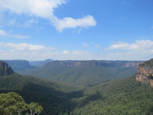 Govett's Leap, Blackheath
