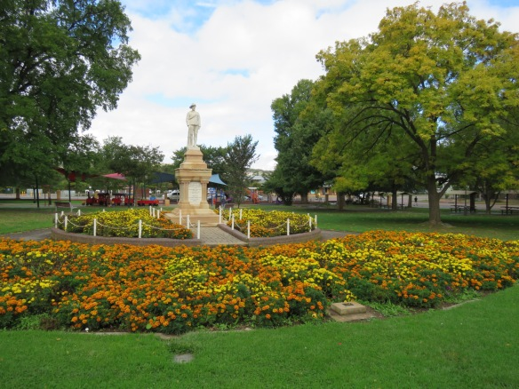 Goulburn War Memorial