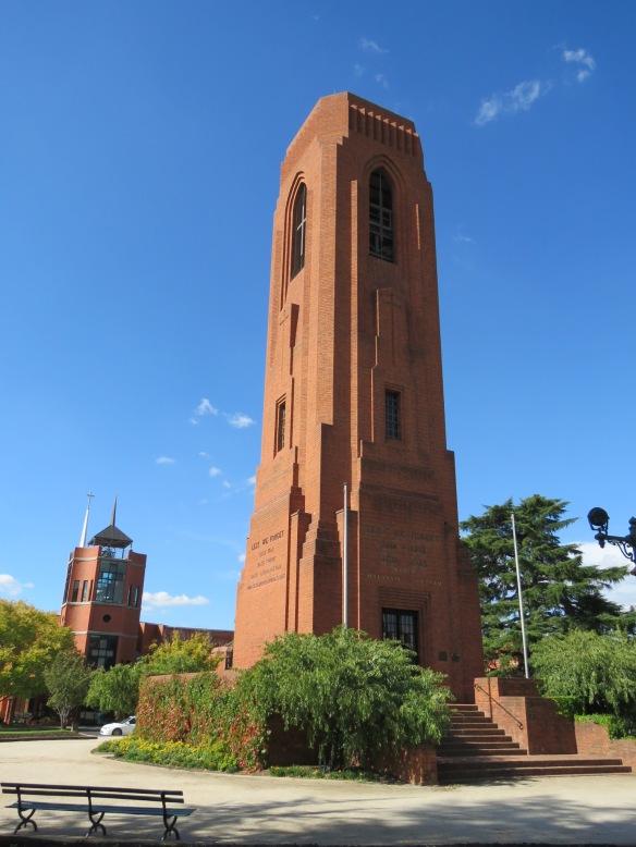 Bathurst War Memorial