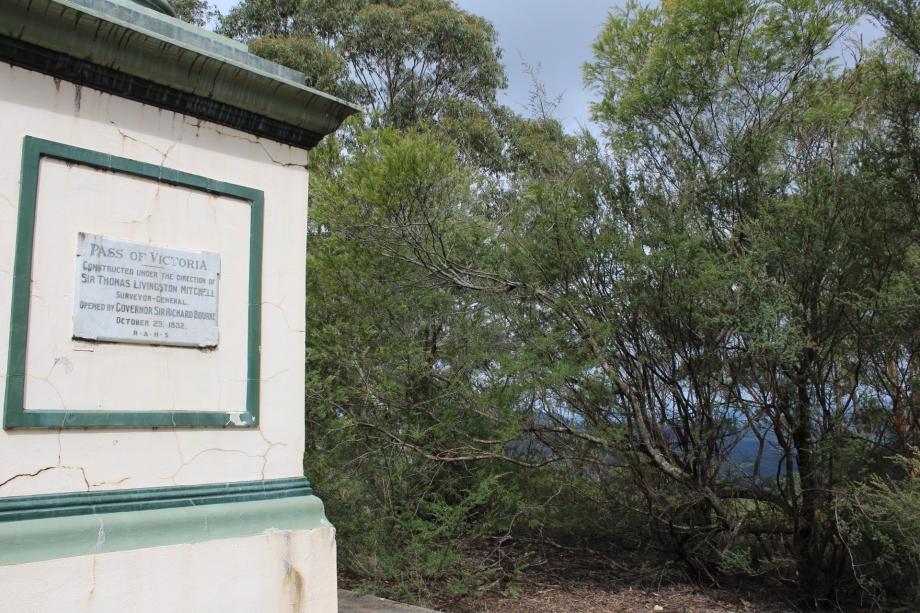 Mitchell's Ridge Monument