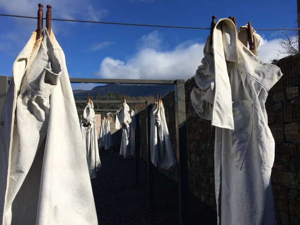 Cascade Female Factory - clothesline
