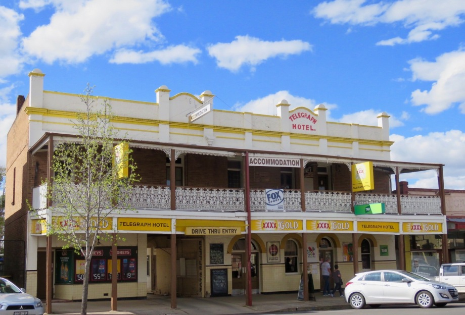 Telegraph Hotel, Molong