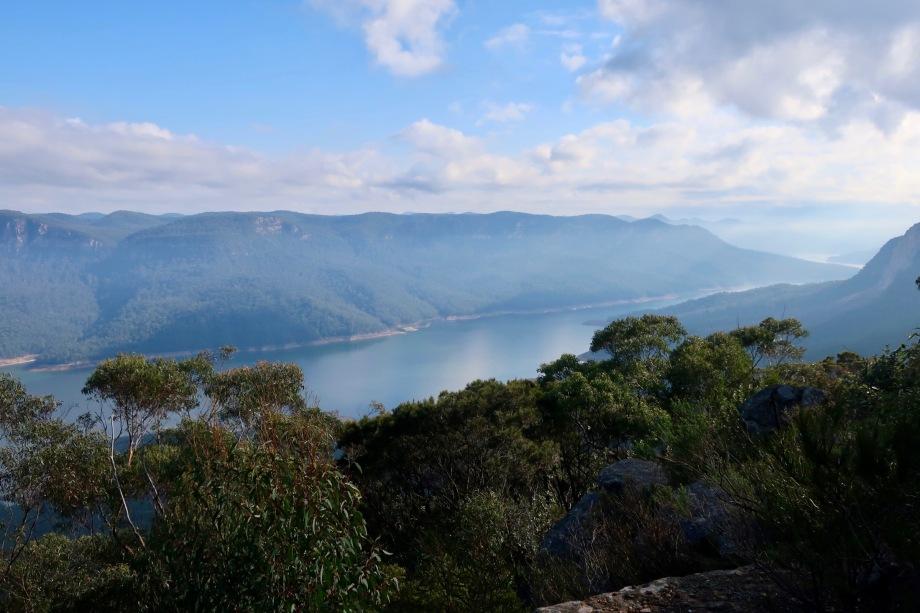 Lake Burragorang views