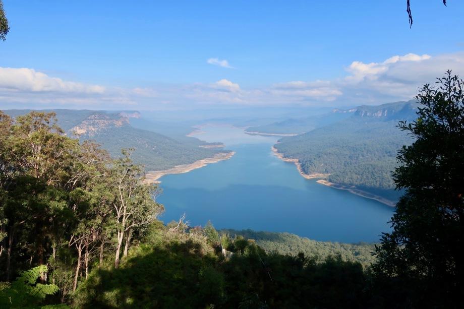 Burragorang State Recreation Area - views of Lake Burragorang