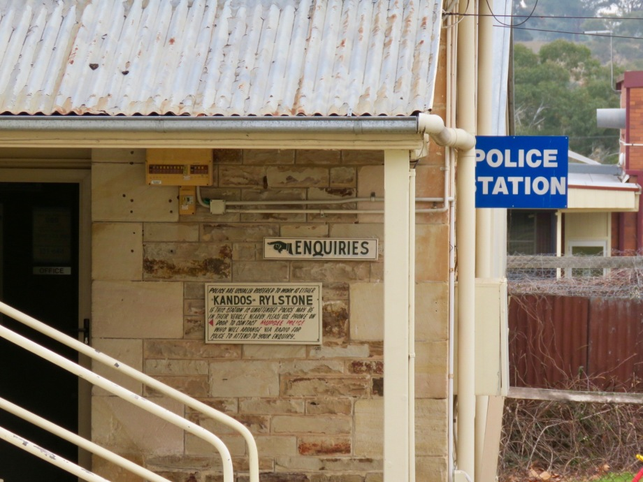 Rylstone Police Station