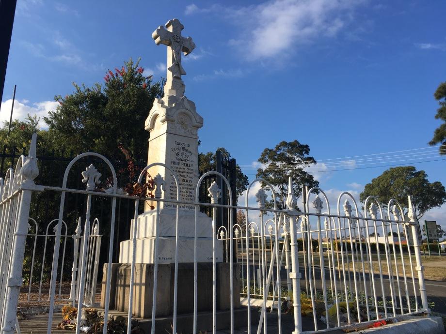 Burragorang Boer War Memorial at The Oaks