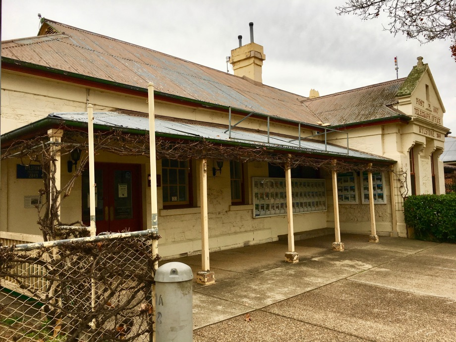 Post and Telegraph Office, Rylstone