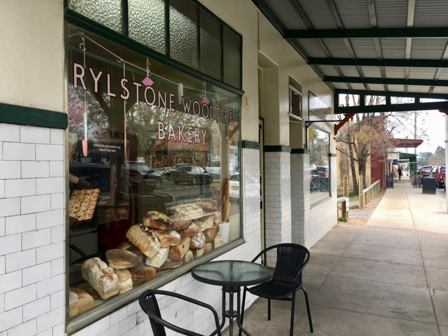 Rylstone Woodfired bakery