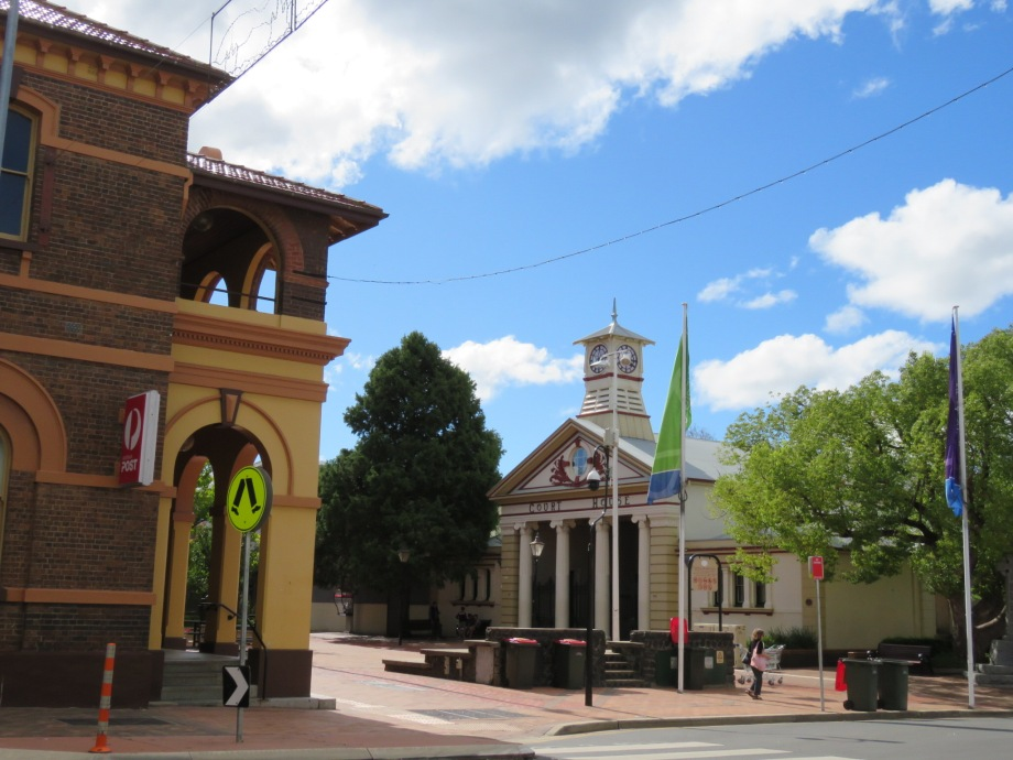 Armidale Post Office and Court House